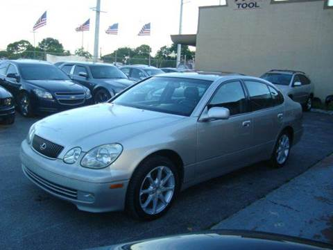 2001 Lexus GS 300 for sale in Hollywood, FL