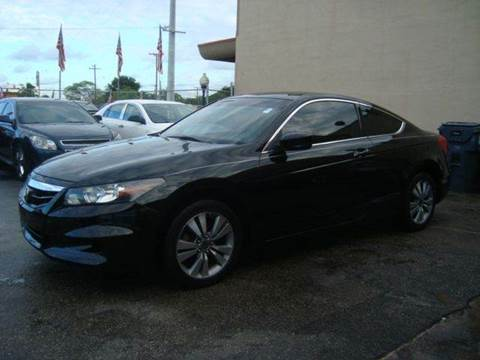 2011 Honda Accord for sale in Hollywood, FL