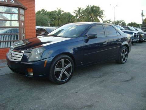 2006 cadillac cts for sale florida. Black Bedroom Furniture Sets. Home Design Ideas