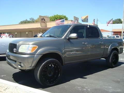 2005 Toyota Tundra for sale in Hollywood, FL