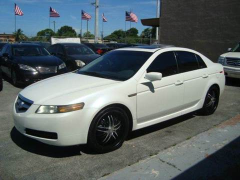 2004 Acura TL for sale in Hollywood, FL