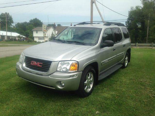 2004 gmc envoy xl sle 4wd 4dr suv in saint clairsville. Black Bedroom Furniture Sets. Home Design Ideas
