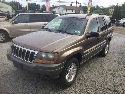2002 Jeep Grand Cherokee for sale in Saint Clairsville, OH
