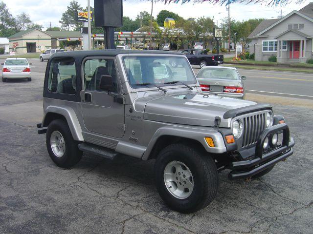 2001 Jeep Wrangler for sale in Lenoir City TN