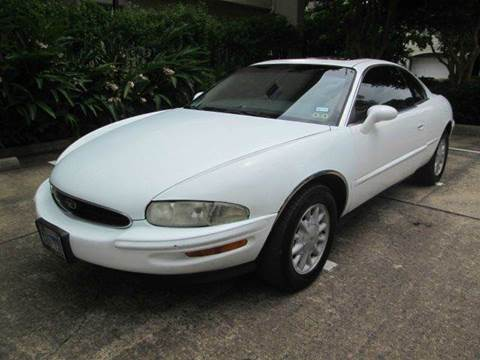 1996 Buick Riviera for sale in Houston, TX