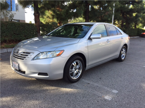 2007 Toyota Camry for sale in Van Nuys, CA