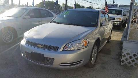 2012 Chevrolet Impala for sale in Houston, TX