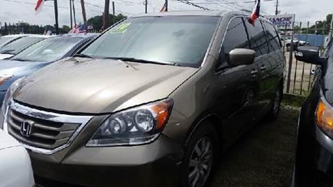 2010 Honda Odyssey for sale in Houston, TX