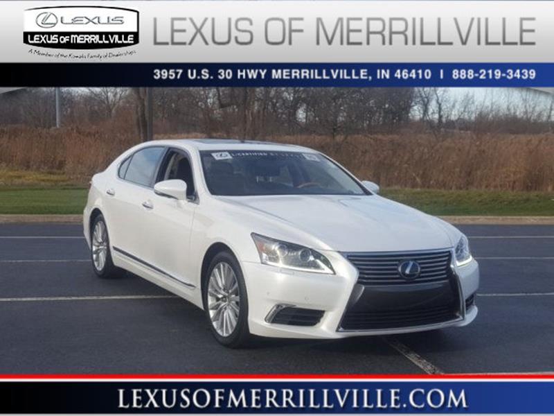 Lexus Ls 460 For Sale Carsforsale Com