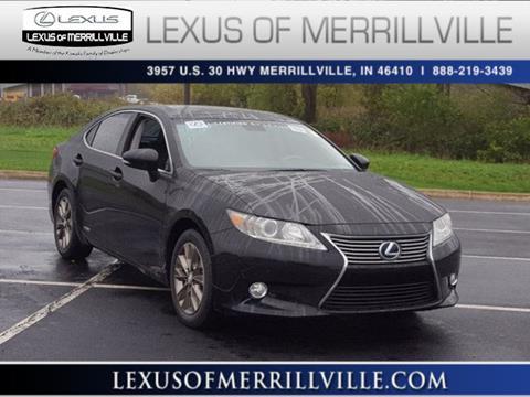 2013 Lexus ES 300h for sale in Merrillville, IN