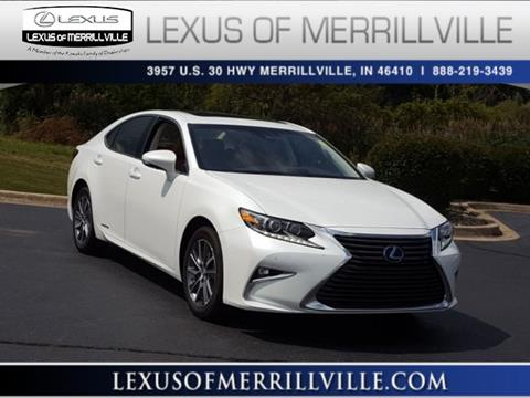 2016 Lexus ES 300h for sale in Merrillville, IN