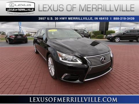 2013 Lexus LS 460 For Sale In Merrillville, IN