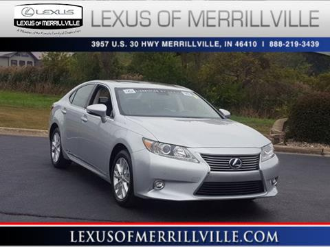 2015 Lexus ES 300h for sale in Merrillville, IN