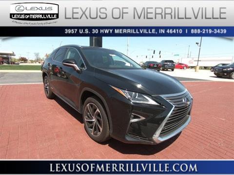 2017 Lexus RX 450h for sale in Merrillville, IN