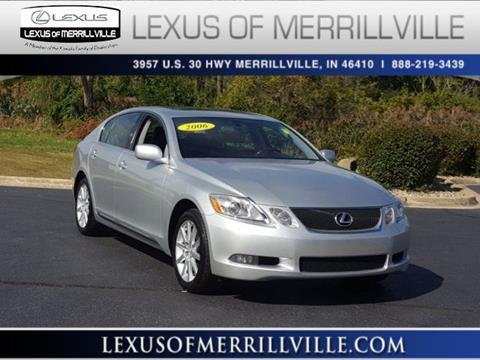 2006 Lexus GS 300 for sale in Merrillville, IN
