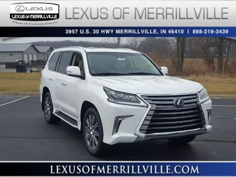 2017 Lexus LX 570 for sale in Merrillville, IN