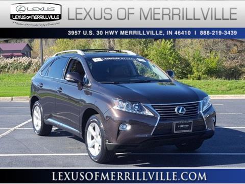 2015 Lexus RX 350 for sale in Merrillville, IN