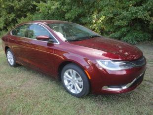 2015 Chrysler 200 for sale in Florence SC