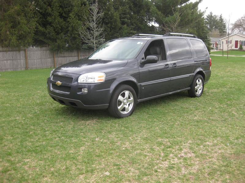 2008 chevrolet uplander lt 4dr ewb mini van in kentwood mi. Black Bedroom Furniture Sets. Home Design Ideas