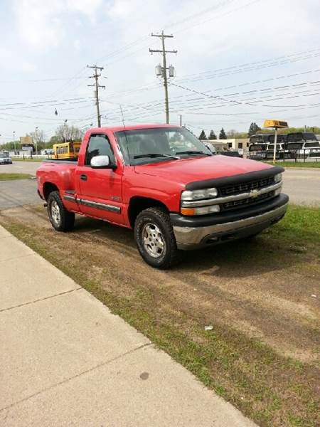 1999 chevrolet silverado 1500 ls regular cab short bed 4wd in kentwood mi all state auto sales inc. Black Bedroom Furniture Sets. Home Design Ideas
