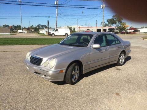 2002 Mercedes-Benz E-Class for sale in Kentwood, MI