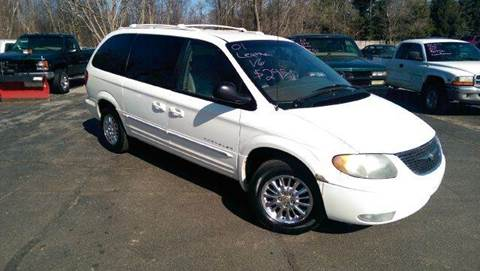 2001 Chrysler Town and Country for sale in Kentwood, MI