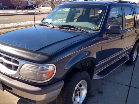 1996 Ford Explorer for sale in Yankton, SD