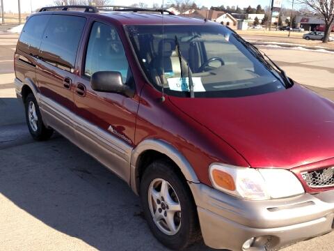 2002 Pontiac Montana for sale in Yankton, SD