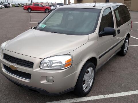 2007 Chevrolet Uplander for sale in Yankton, SD