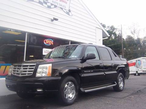 2003 Cadillac Escalade EXT for sale in Pottstown, PA