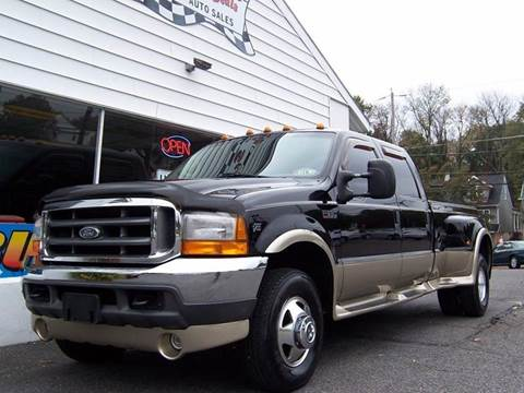 2000 Ford F-350 Super Duty for sale in Pottstown, PA