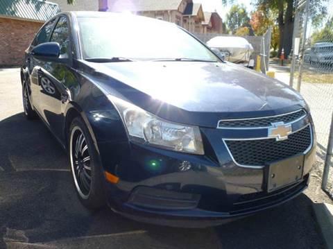2011 Chevrolet Cruze for sale in Denver, CO