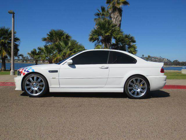 2003 BMW M3 for sale in SAN DIEGO CA