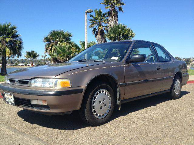 1990 Honda Accord for sale in SAN DIEGO CA