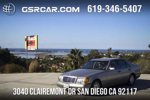 1994 Mercedes-Benz S-Class for sale in San Diego, CA