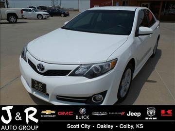 2012 Toyota Camry for sale in Colby, KS