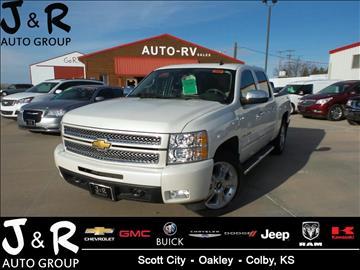 2012 Chevrolet Silverado 1500 for sale in Colby, KS