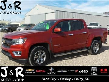 2016 Chevrolet Colorado for sale in Colby, KS