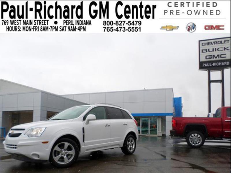 Chevrolet Captiva Sport For Sale in Indiana - Carsforsale.com
