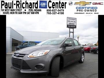Ford focus for sale vancouver wa for Paul christensen motors vancouver inventory