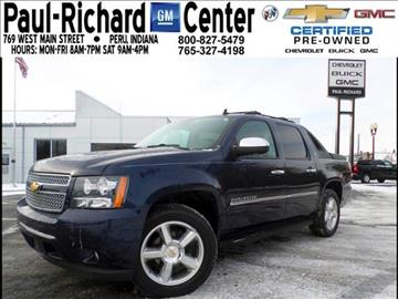 2012 Chevrolet Avalanche for sale in Peru, IN