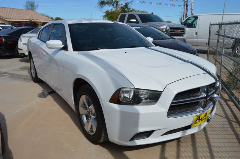 2011 Dodge Charger SE 4dr Sedan In Gadsden AZ - A AND A AUTO SALES