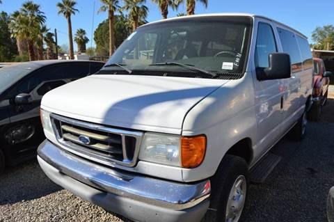 2006 Ford E-Series Wagon for sale in Gadsden, AZ