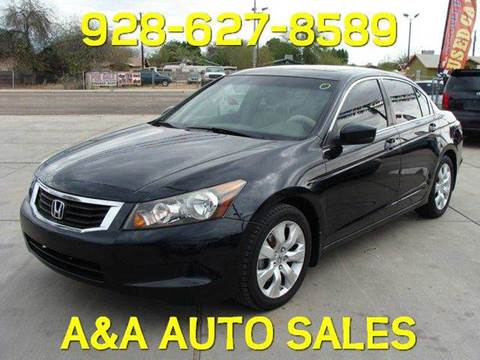 2008 Honda Accord for sale in Gadsden, AZ