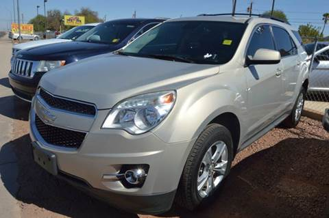 2012 Chevrolet Equinox for sale in Gadsden, AZ