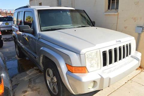 Jeep Commander For Sale In Arizona