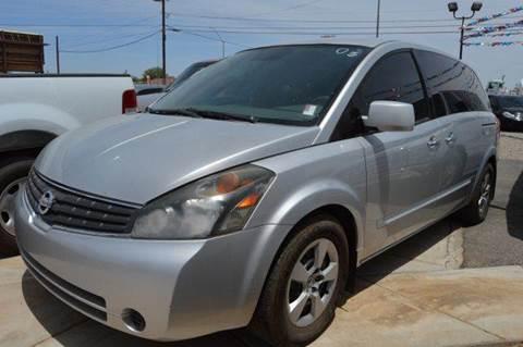 2009 Nissan Quest for sale in Gadsden, AZ