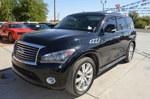 2011 Infiniti QX56 for sale in Gadsden, AZ