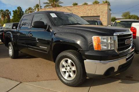 2010 GMC Sierra 1500 for sale in Gadsden, AZ