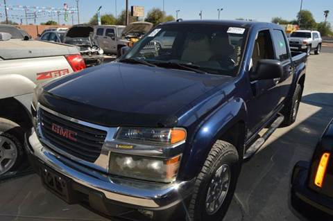 2008 GMC Canyon for sale in Gadsden, AZ